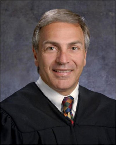 Judge Larry A. Burns