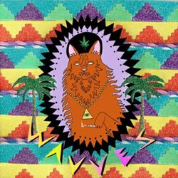 Cover of Wavves latest album,
