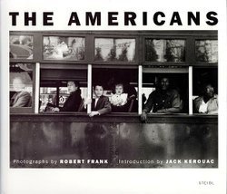 "Frank's Book ""The American's"" that influenced photographers with his snapshot style."