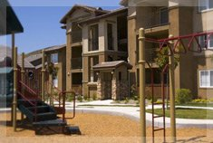 Copper Creek affordable housing unit in San Marcos