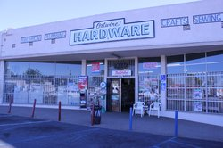 Ortwine Hardware lies in a small strip mall at the corner of 47th Street and ...