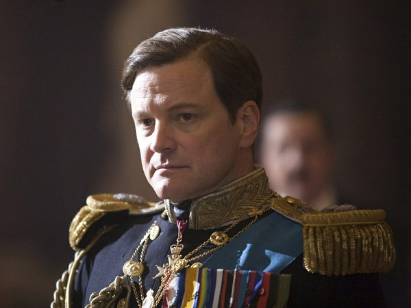 "Colin Firth received an Oscar nomination for Best Actor for ""The King's Speech."""