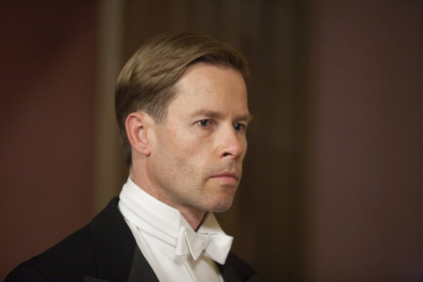 "Guy Pierce plays the heir apparent to the throne in ""The King's Speech."""