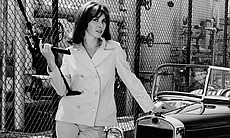 "Stefanie Powers in ""The Girl From U.N.C.L.E."""