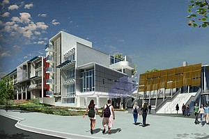 San Diego City College Breaks Ground On New 'Green' Buildings