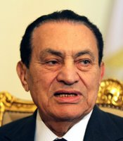 Egyptian President Hosni Mubarak also ordered a probe into clashes last week between the protesters and supporters of the government.