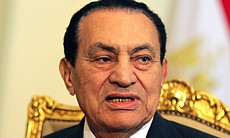 Egyptian President Hosni Mubarak also ordered a... (9320)