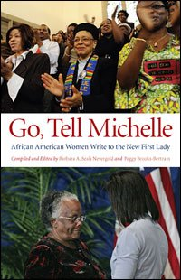 """The staged reading of """"Go, Tell Michelle: African American Women Write to the New First Lady"""" takes place tonight at 6pm at The 10th Avenue Theatre. The event is co-presented by The Women's Museum of California & Mo`olelo Performing Arts Company."""