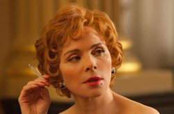 Kim Catrell as Gloria Scabius in