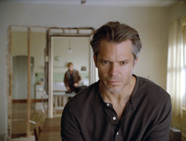 "Timothy Olyphant is something akin to a Watcher in ""I Am Number Four."""