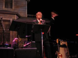 Garrison Keillor is the long-time host of a Prairie Home Companion show which comes to San Diego's Civic Theatre, February 26, 2011.