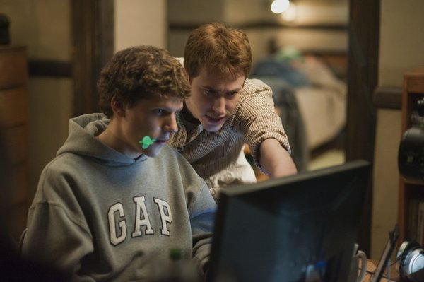 """The Social Network"" received a sound mixing nomination from the Academy."
