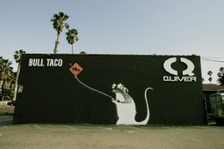 The mural that has been rumored to be by the street artist Banksy is official...