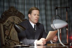 "Actor Guy Pearce played Edward in the film ""The King's Speech."""