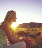 The Australian outback is a wild frontier full of beautiful views, curious wildlife, and endless adventure.