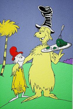 Dr. Seuss characters have been loved by generations of young readers.