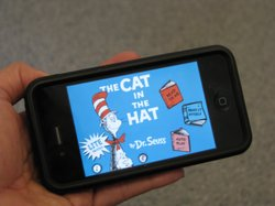All 44 of Dr. Seuss' classic books will be available via mobile applications ...