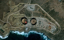 Authorities are looking into how Sempra's Liquefied Natural Gas plant in Mexi...