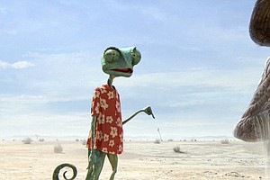 Review: 'Rango'