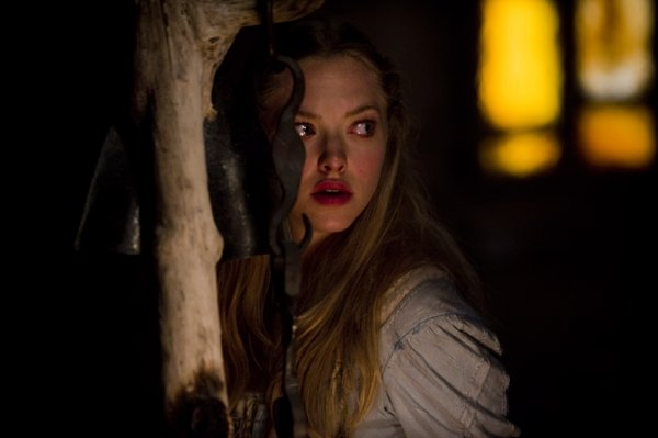 "Amanda Seyfried in ""Red Riding Hood."""