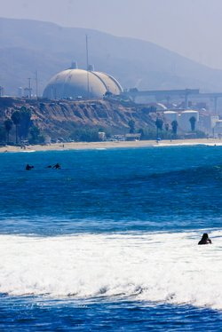 With the dangers rising at the nuclear power plant in Fukushima, Japan, many are wondering what would happen to the San Onofre Nuclear Generating Station (above) if a large earthquake struck San Diego.