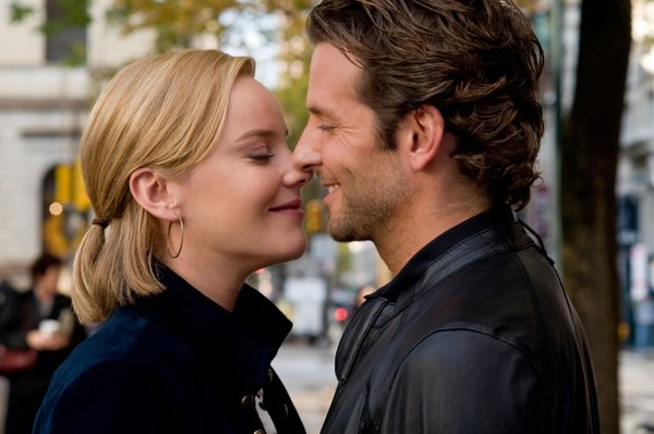 "Abbie Cornish and Bradley Cooper star in ""Limitless."""