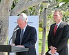 Sanders, Faulconer Unveil Pension Reform Plan