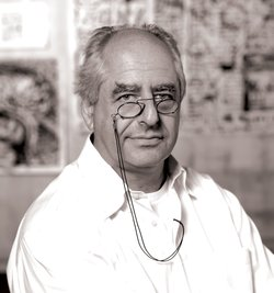 Visual artist William Kentridge.