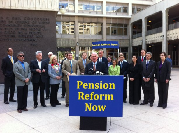 Photo for US Supreme Court Declines To Hear Prop B Pension Case