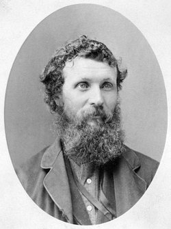 Photo of young John Muir. Preservationist, naturalist, author, explorer, acti...