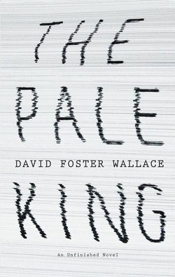 Cover of the new posthumous novel from David Foster Wallace.