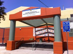 The Dolores Magdaleno Memorial Recreation Center on April 14, 2011. The center could see its hours cut in half under the mayor's budget proposal.
