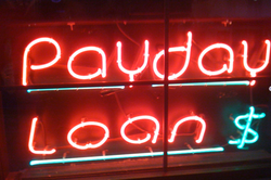 Consumer advocates are opposed to Assemblyman Charles Calderon's (D-Whittier) proposal to raise the cap on payday loans from $300 to $500.