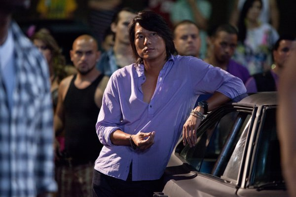 "Director Justin Lin liked Sung Kang so much that he resurrected him for ""Fast Five."""