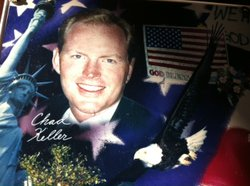 Chandler Keller, 29, killed in September 11th attacks. He was on board AA Fli...