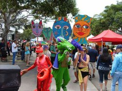Gator by the Bay Zydeco, Blues and Crawdad festival brings Cajun music, food,...