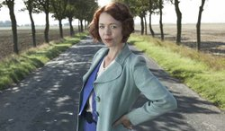 Anna Maxwell Martin as Sarah Burton in