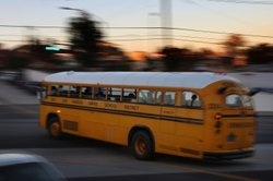 San Diego Unified School District is considering drastic cuts to busing for the 2011-2012 school year.