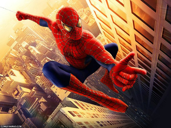 "Lopez created sound effects for the spider web being shot out in ""Spider-Man."""