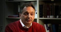 Dr. Alexei Kojevnikov, a Russian historian specialist on the Soviet nuclear w...