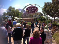 San Diego County officials and community leaders announce the start of five g...