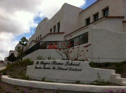R. Roger Rowe Elementary and Middle Schools in Rancho Santa Fe, CA.