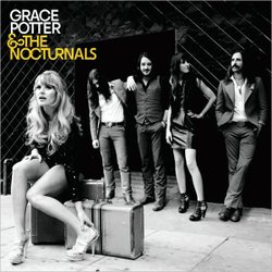 Graphic cover of the latest, self-titled album by Grace Potter and The Nocturnals