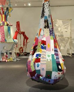 Unbridled Space (installation view), John Dillemuth