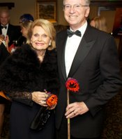KPBS supporters and 2011 Hall of Fame Visionaries, Joan and Irwin Jacobs