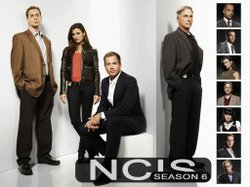 The cast of NCIS, minus rocky Carroll