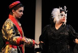 """DIE FLEDERMAUS"" - SDSU Opera Theater 2008 production"