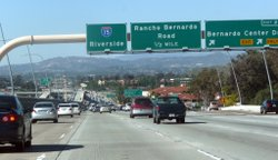 Interstate 15 is getting two new express lanes in SD County. They'll be ready...