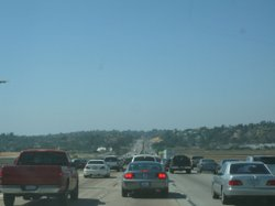 Southern California Drivers Plan To Visit San Diego