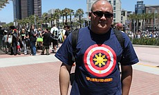 Captain Filipino American...